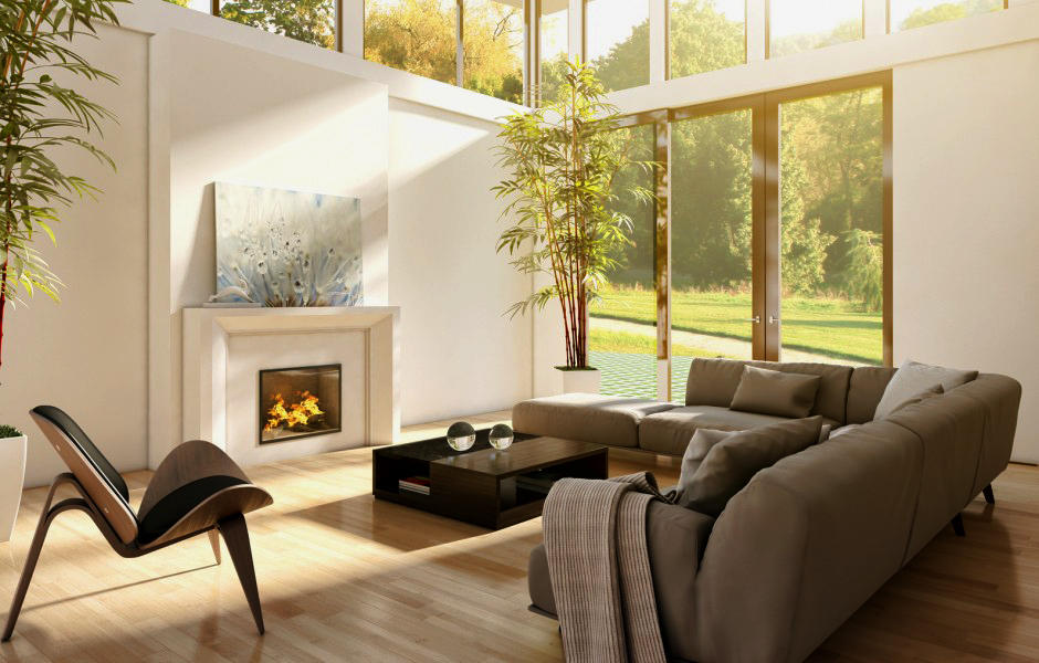 Decorative window tinting for home